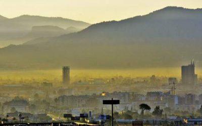 Ahora Murcia pide medidas ante los «altísimos niveles» de partículas contaminantes en el aire