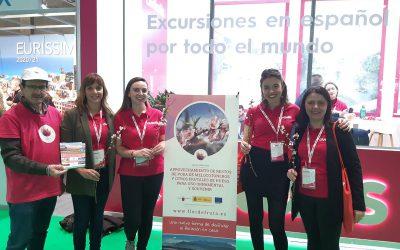 La I Jornada Flor de Melocotón se celebra en Fitur 2020 para promocionar los trabajos del Grupo Operativo