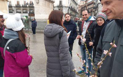 Se celebra en Madrid la Jornada Flor de Melocotón