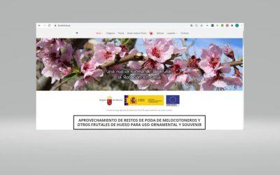 La web flordefruta.es recibe más de 10.000 visitas de interesados en obtener flores de melocotonero